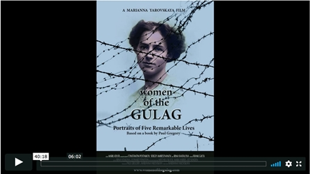 Women of the Gulag (All versions) Streaming Rights (Password Protected, on your site.)